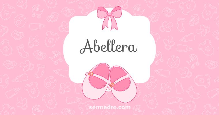 Imagen de nombre Abellera