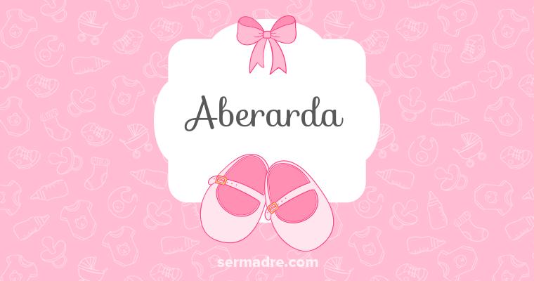 Imagen de nombre Aberarda