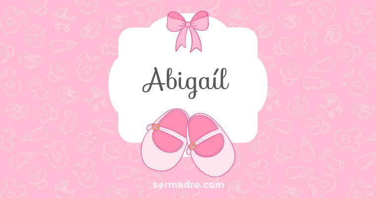 Abigaíl