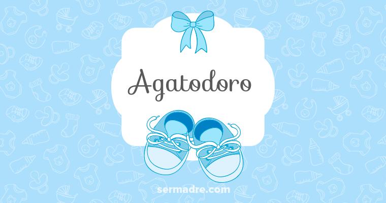 Imagen de nombre Agatodoro