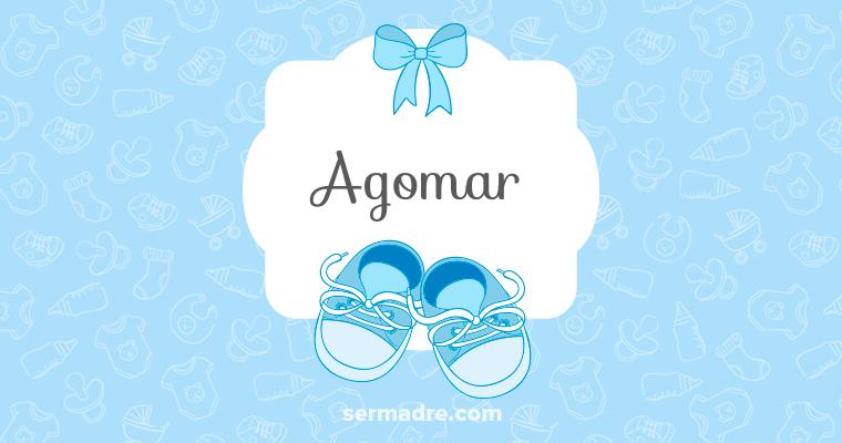 Imagen de nombre Agomar