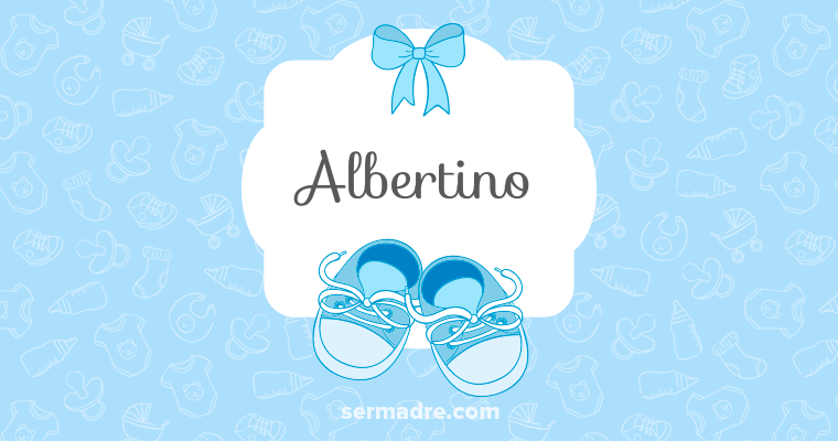 Imagen de nombre Albertino
