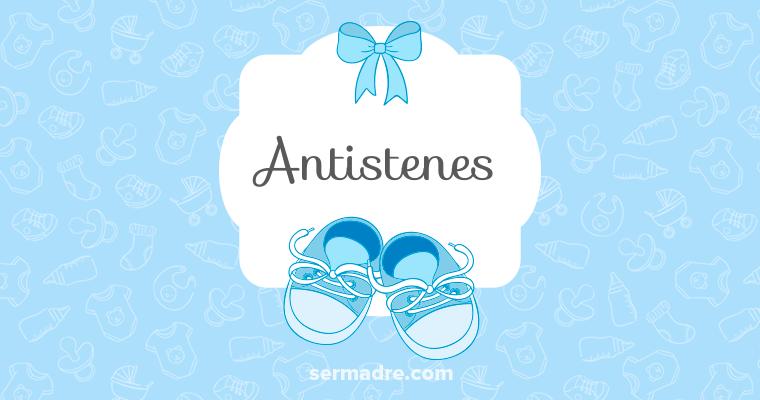 Imagen de nombre Antistenes