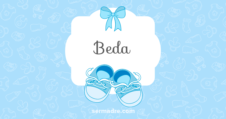 Imagen de nombre Beda