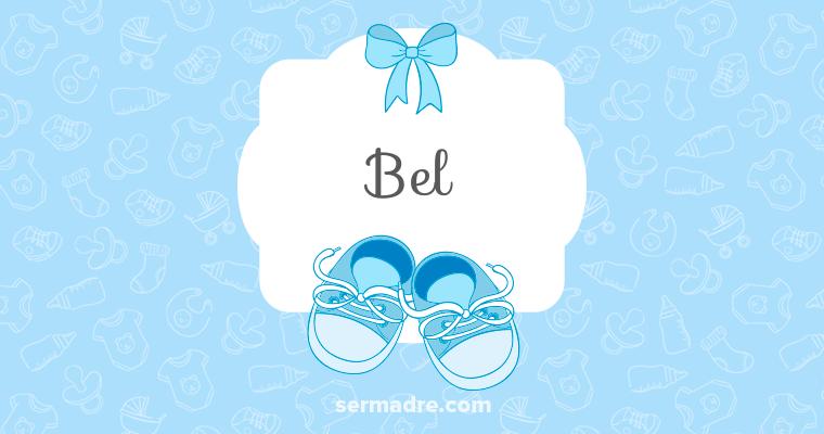 Imagen de nombre Bel