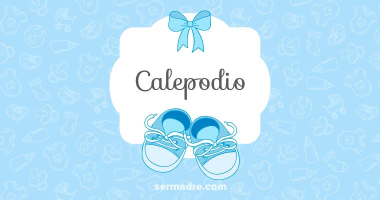 Calepodio