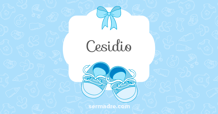 Cesidio