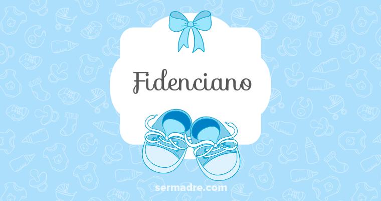 Fidenciano