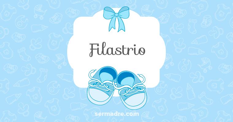Filastrio