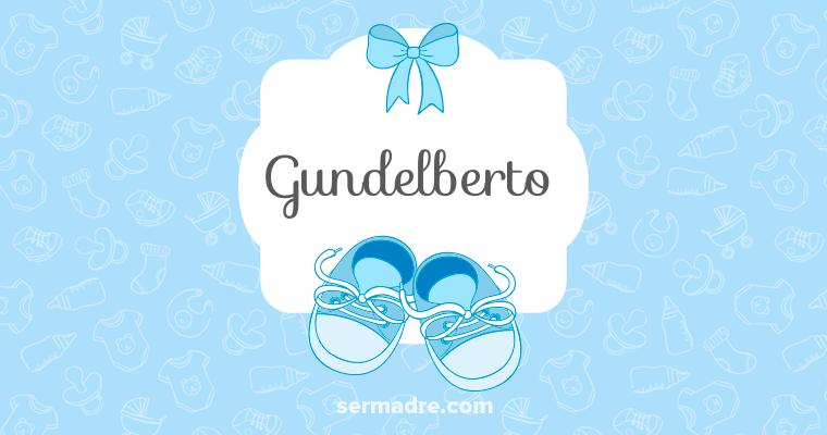 Gundelberto