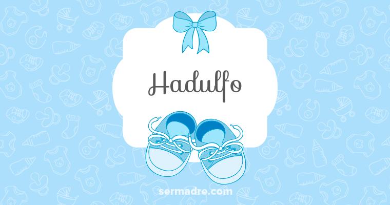 Hadulfo