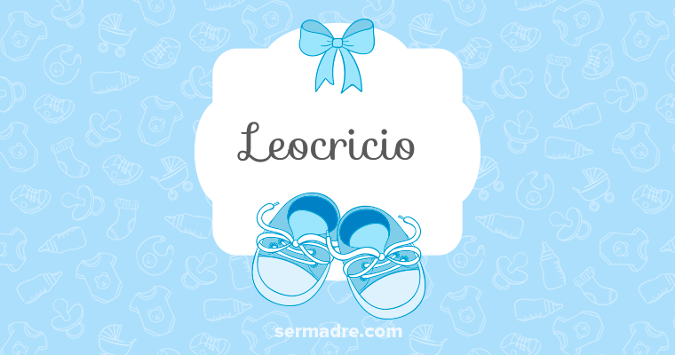 Leocricio