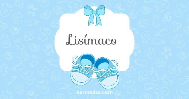 Lisímaco
