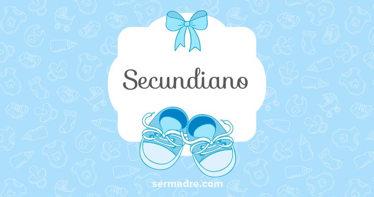 Secundiano