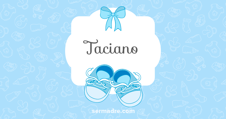 Taciano