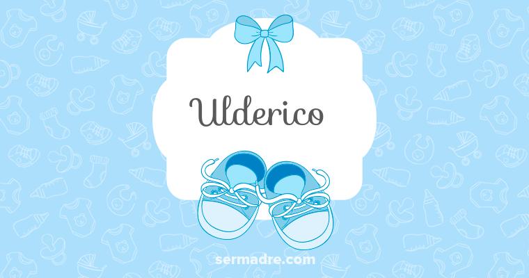 Ulderico