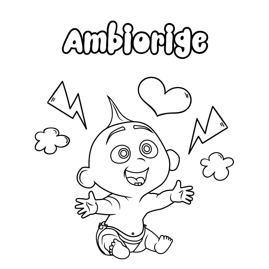 Dibujo de Ambiorige