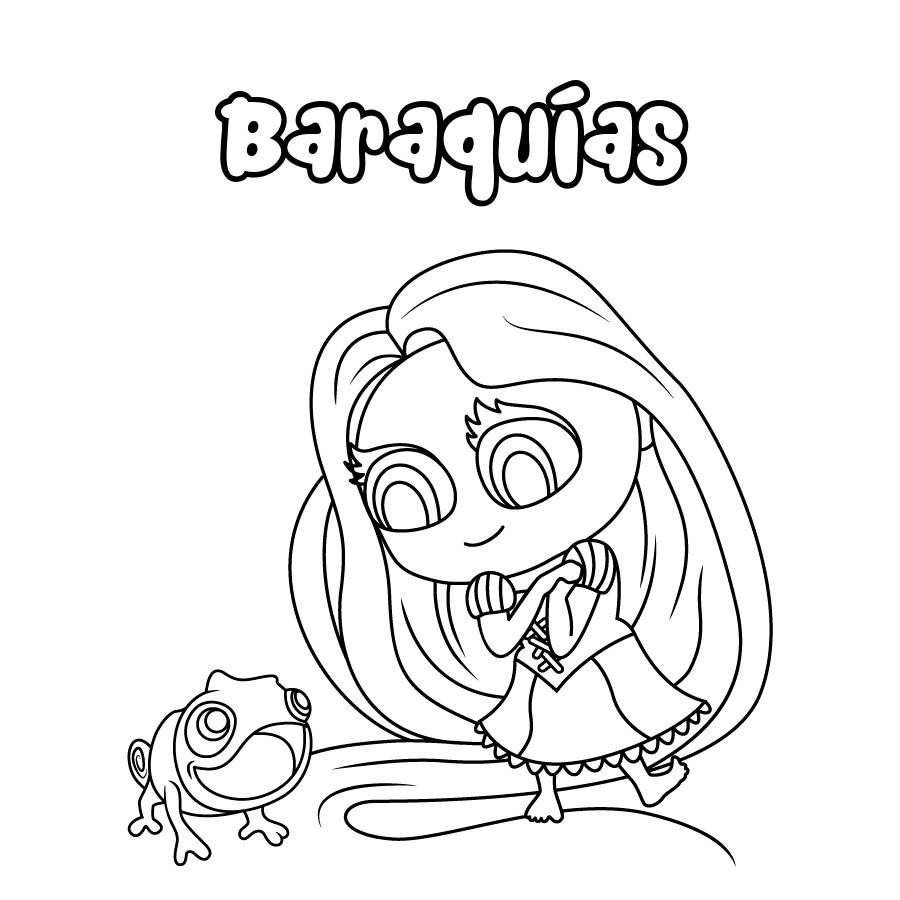 Dibujo de Baraquías