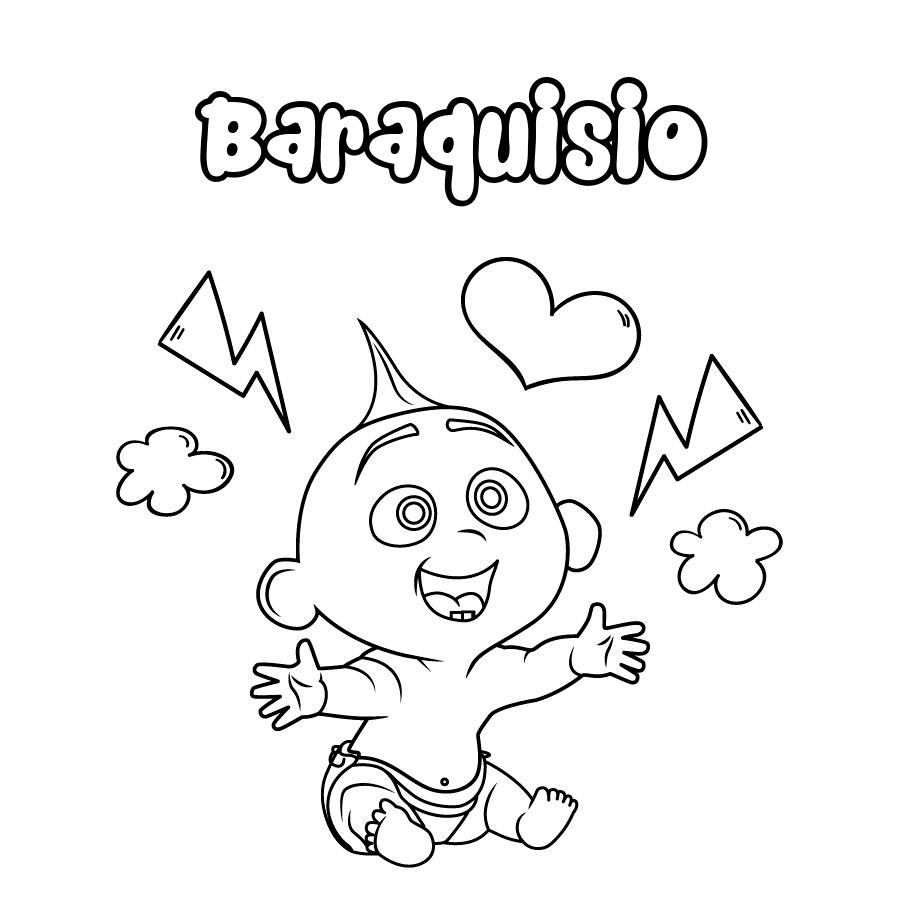 Dibujo de Baraquisio