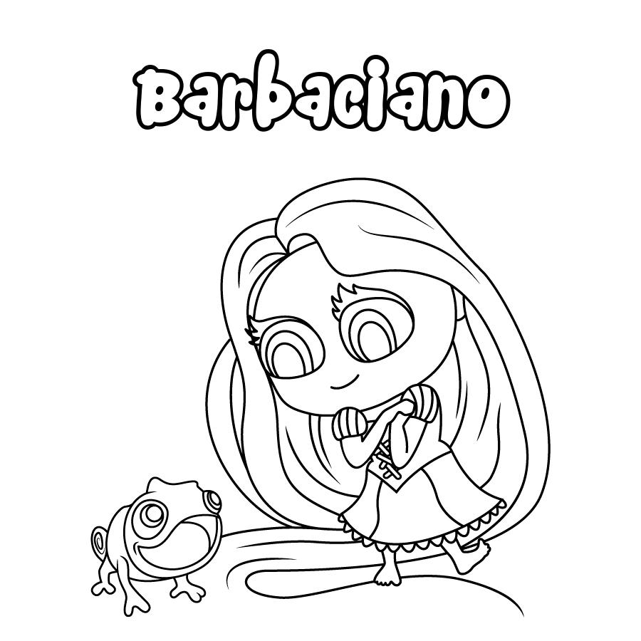 Dibujo de Barbaciano