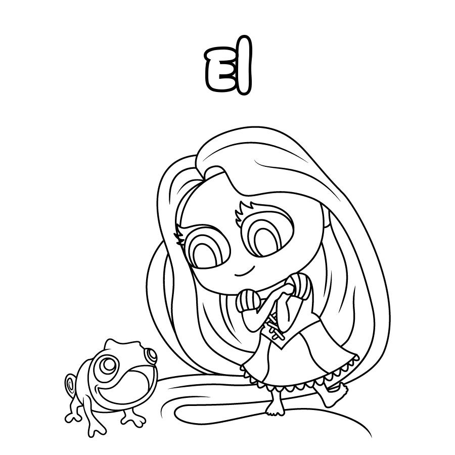 Dibujo de El