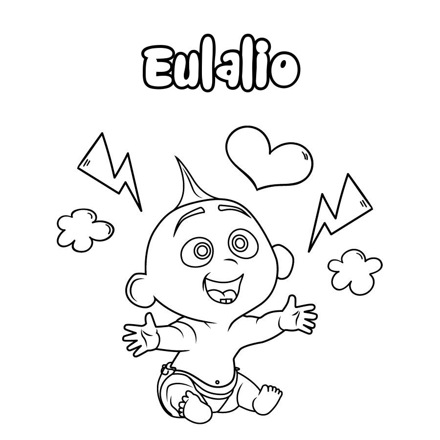 Dibujo de Eulalio